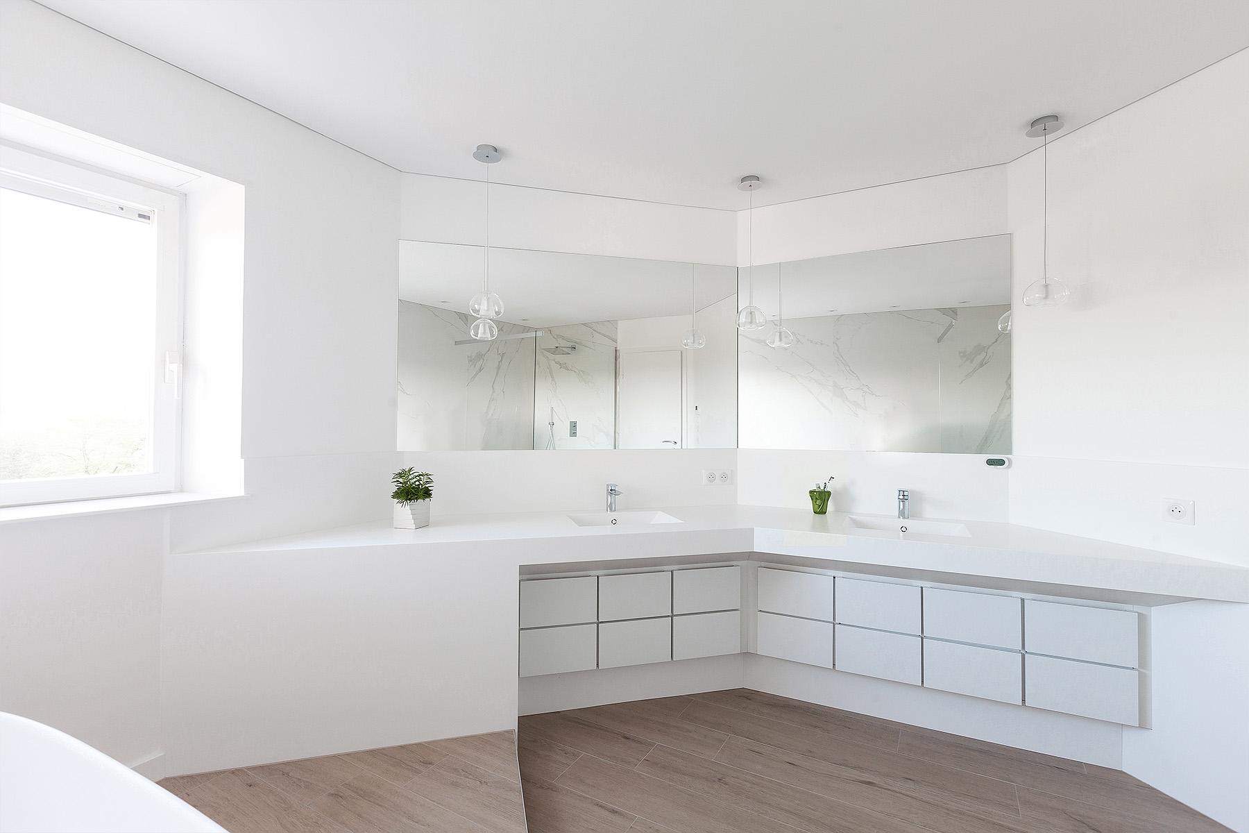 salle de bain design architecture luxe simple david iltis mulhouse paris lyon bordeaux