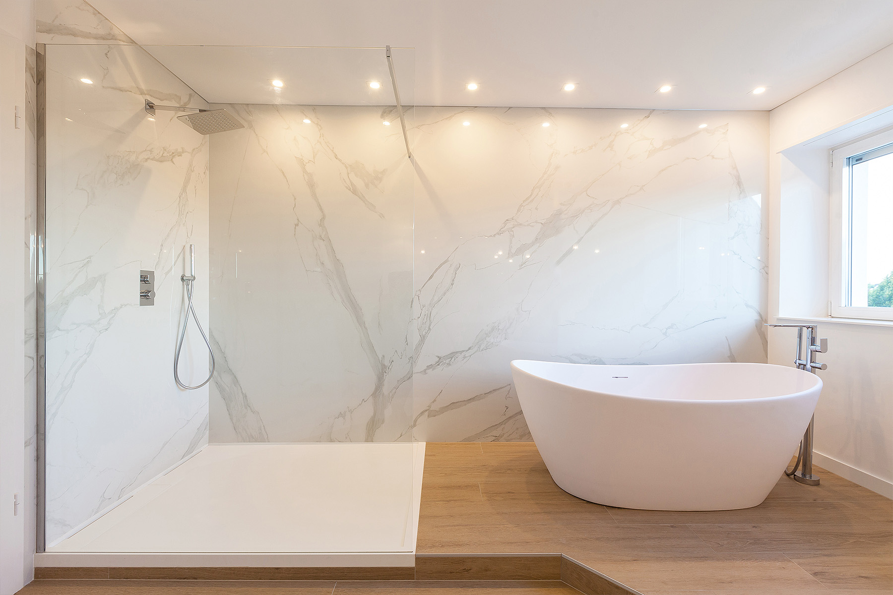 Superbe Salle De Bain Design Architecture Luxe Simple David Iltis Mulhouse Paris  Lyon Bordeaux
