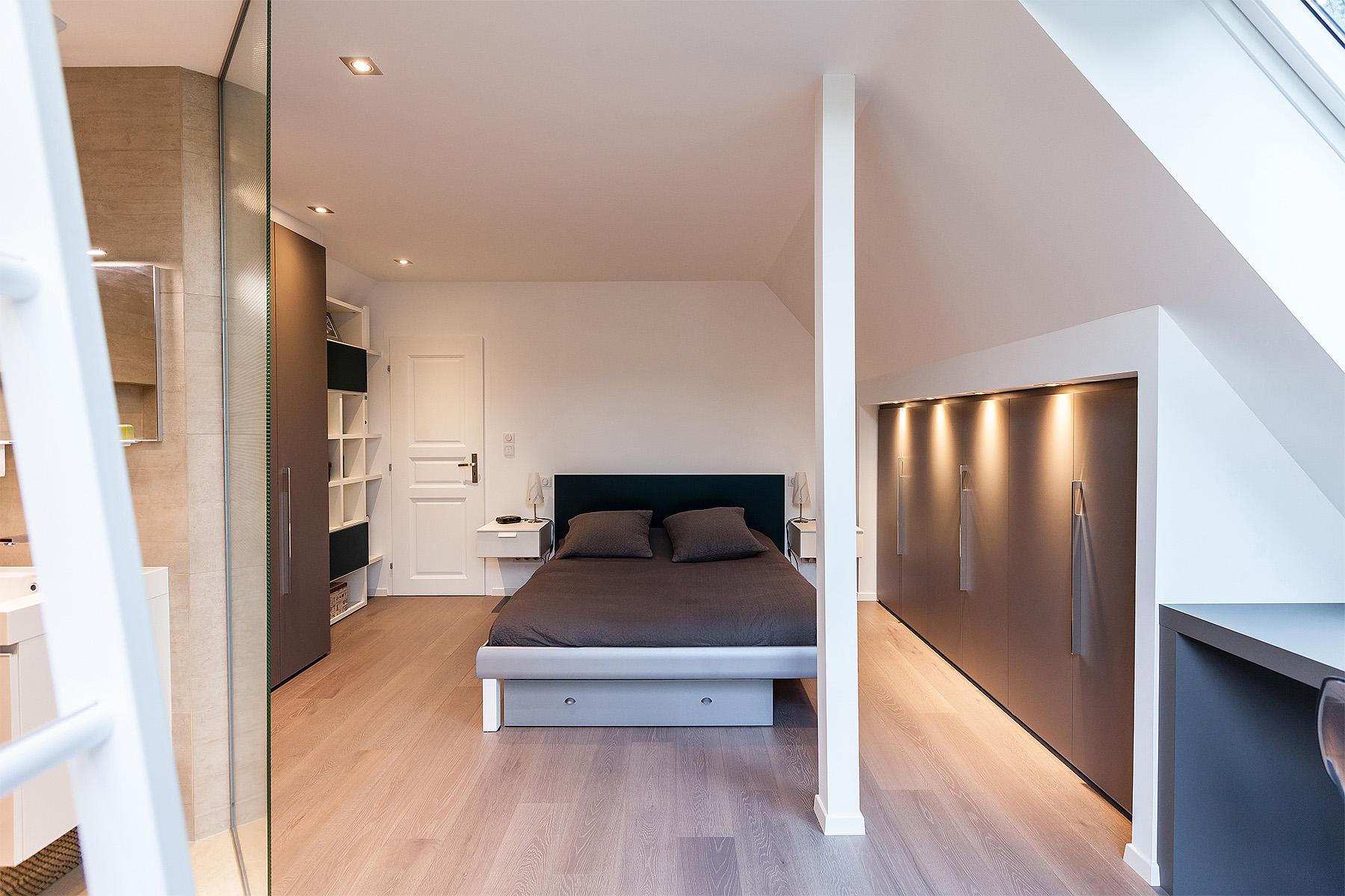 sous les combles david iltis architecte d 39 int rieur david iltis architecte d 39 int rieur. Black Bedroom Furniture Sets. Home Design Ideas
